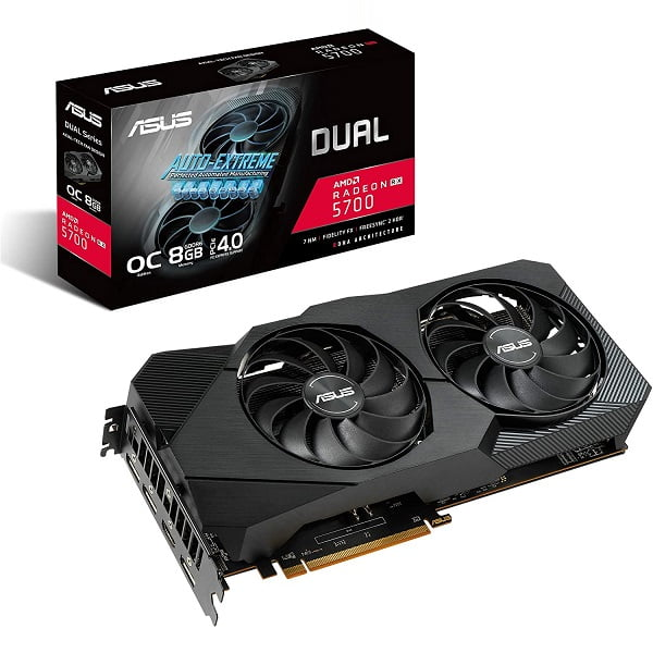 Asus RX 5700 Evo OC 8GB Graphics Card