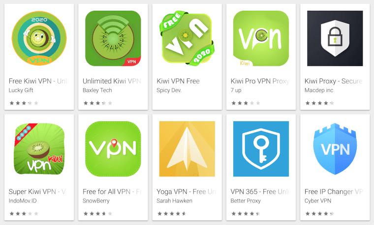 kiwi-vpn-apps