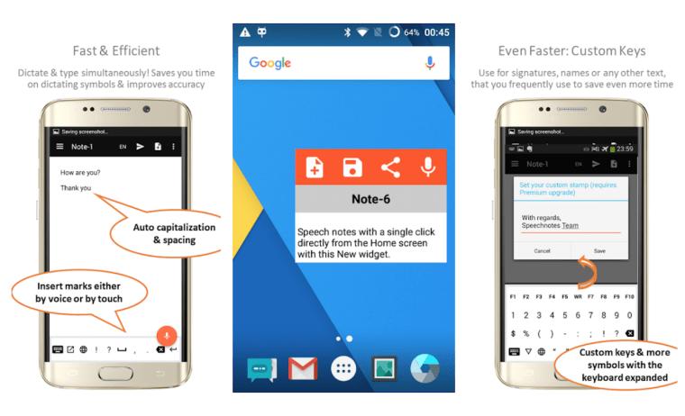 speechnotes-app-features