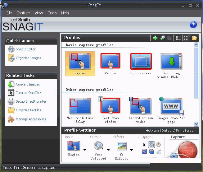 TechSmith Snagit windows