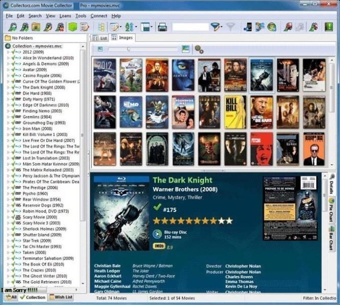 Movie Collector Pro windows
