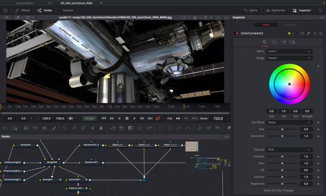 Blackmagic Design Fusion Studio windows