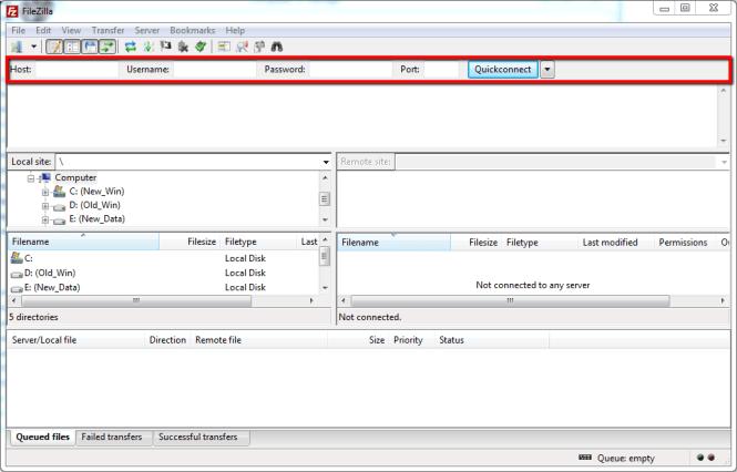 FileZilla Pro windows