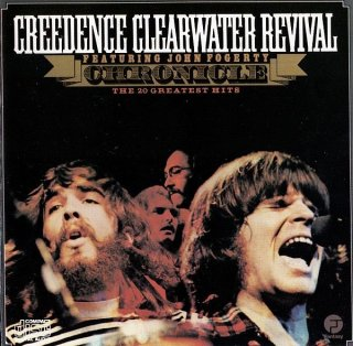 Creedence Clearwater Revival – Chronicle: The 20 Greatest Hits (1976)