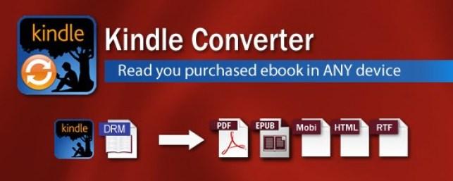 Kindle Converter latest version