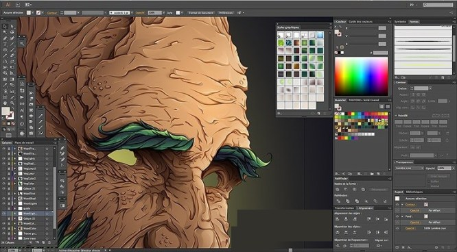 Adobe Illustrator CC latest version