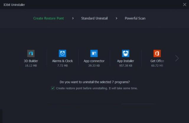 IObit Uninstaller Pro latest version