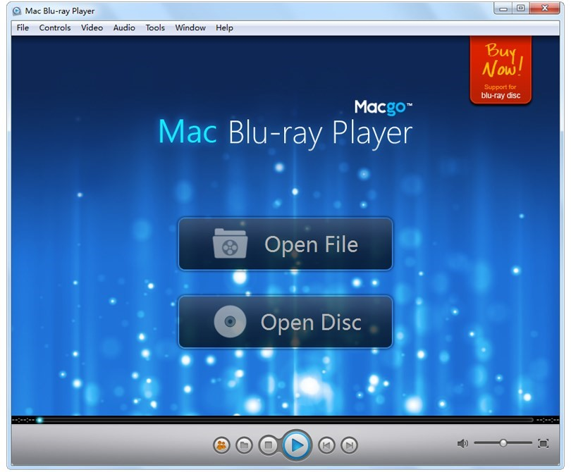 Macgo Blu-ray Player windows