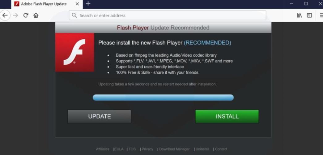 Adobe Flash Player windows