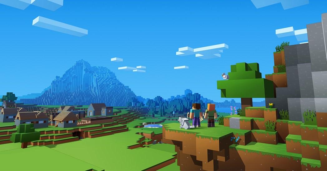 Minecraft windows