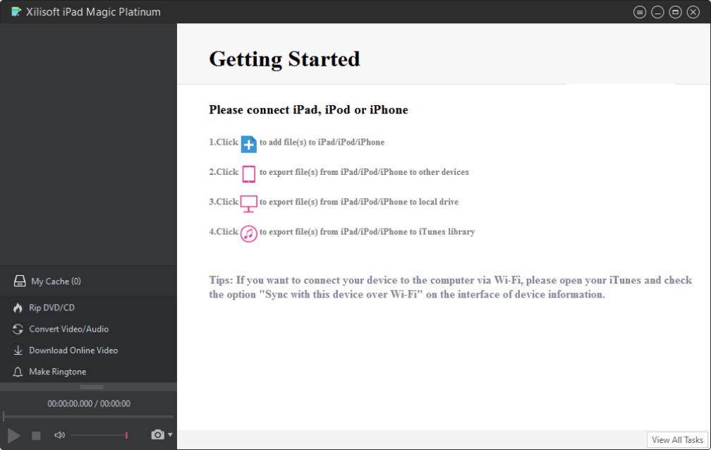 Xilisoft iPhone Magic Platinum latest version