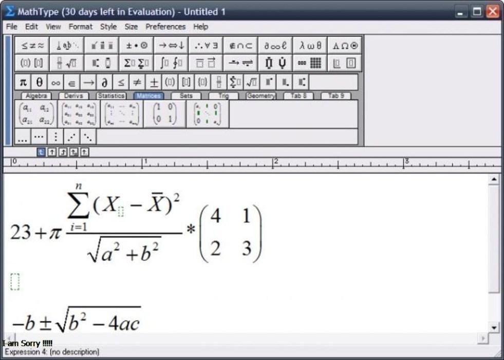 MathType latest version