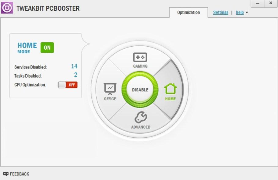 TweakBit PCBooster latest version