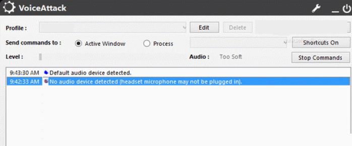 VoiceAttack latest version
