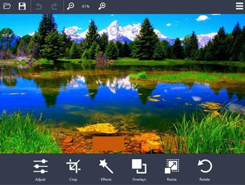 Program4Pc Photo Editor latest version