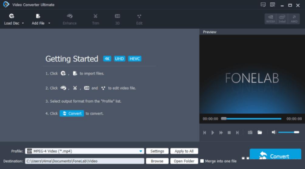 FoneLab Video Converter Ultimate windows