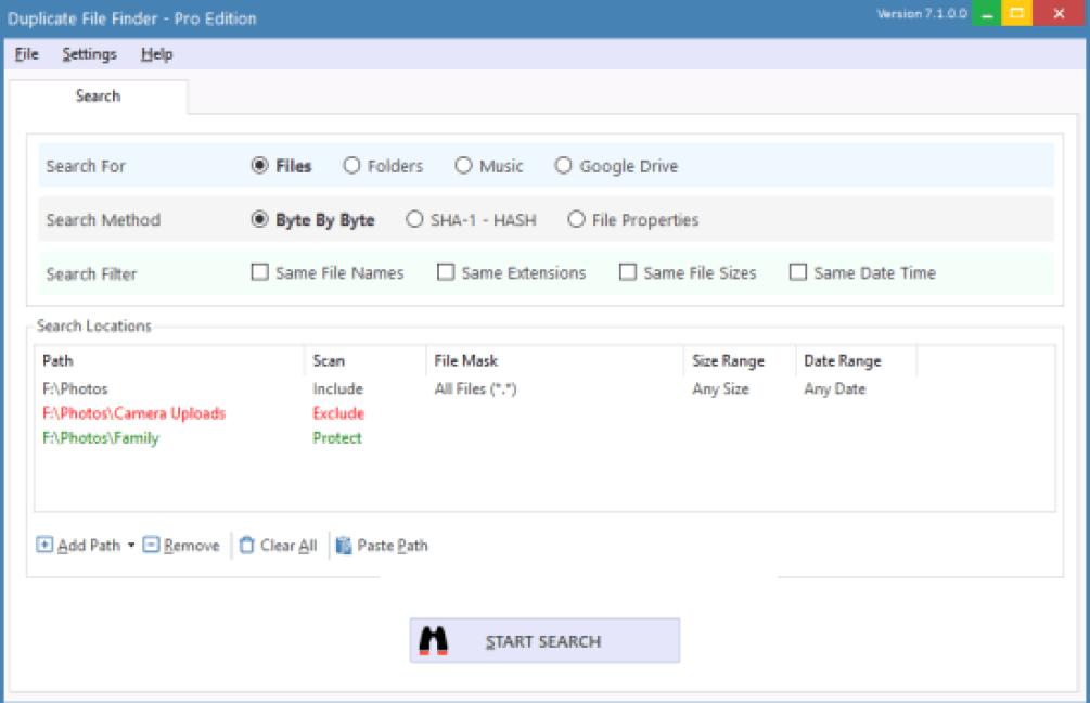Duplicate Files Fixer latest version