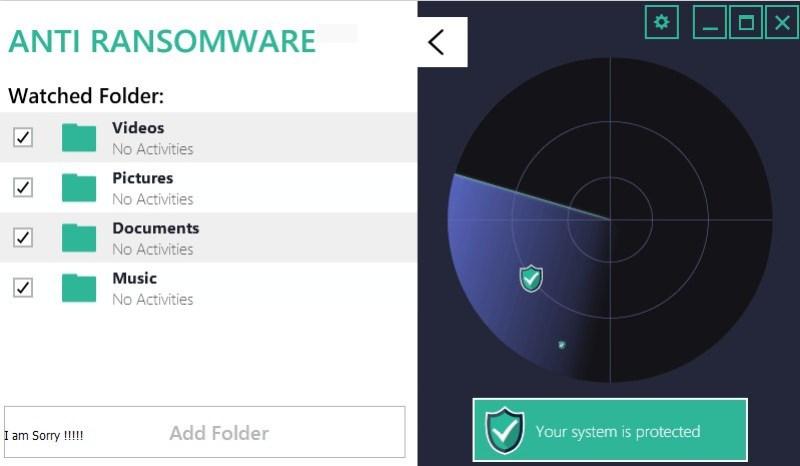 Abelssoft AntiRansomware windows