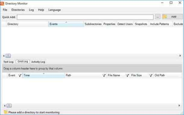 Directory Monitor Pro windows