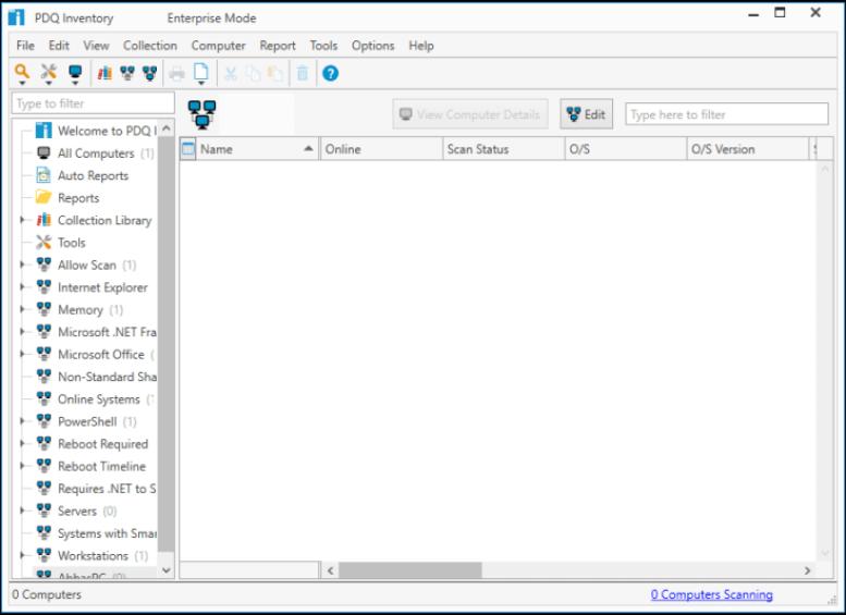 PDQ Inventory Enterprise latest version