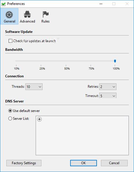 Maxprog eMail Verifier windows