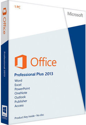 MS Office 2013 Pro Plus ISO Download 32 64 Bit Full Version