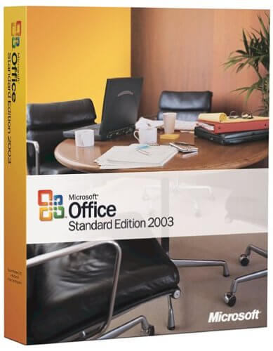 Download MS Office 2003 ISO Full Version