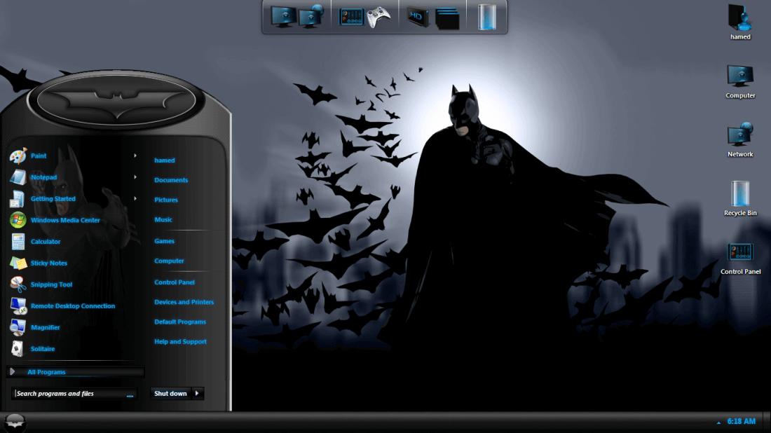 Skin Pack Batman Download