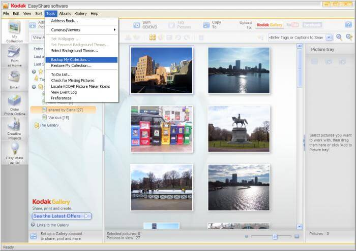 Download EasyShare 8.3 Software