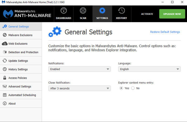 Malwarebytes Anti-Malware Portable Review