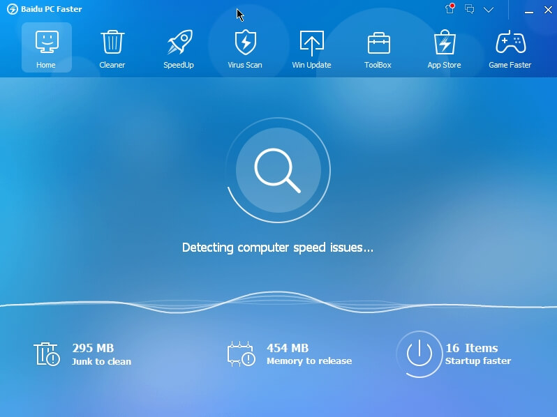 Baidu PC Faster Download