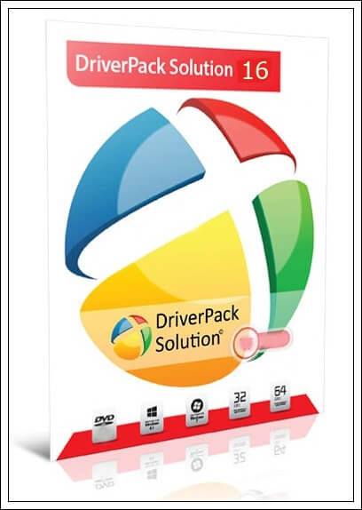 Driver Pack Solution 16 CoverBox