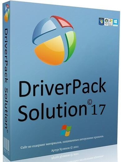 DriverPack Solution 17 Free Download ISO Full Version online