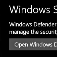should i upgrade to windows 10 - windows security box