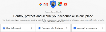 How to delete a Gmail Accountfs