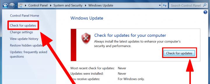 Windows 7 Update Download
