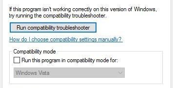 enable directplay windows 10 - Run comtability shooter