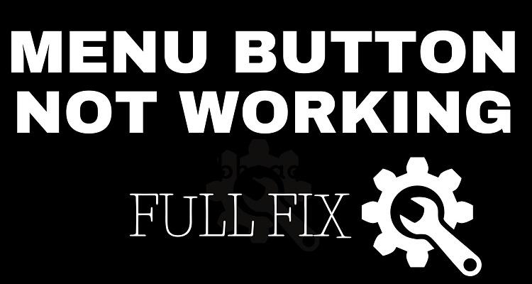 Windows 10 Start Menu Button Not Working [Fixed]