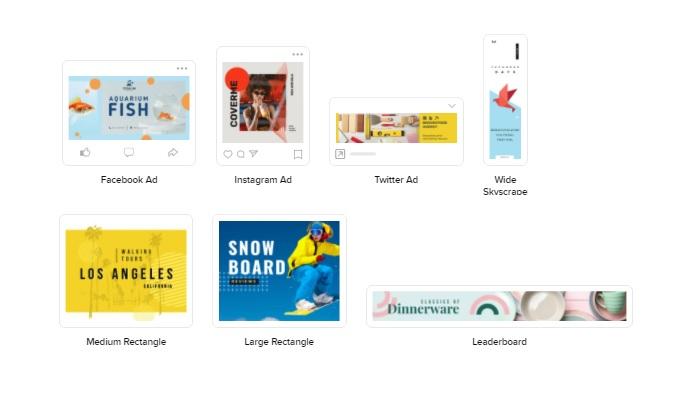 Online Ads Designer