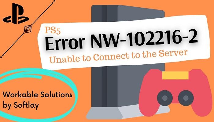 NW-102216-2 PS5 Error