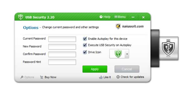 USB Security 2.20 Download For Windows