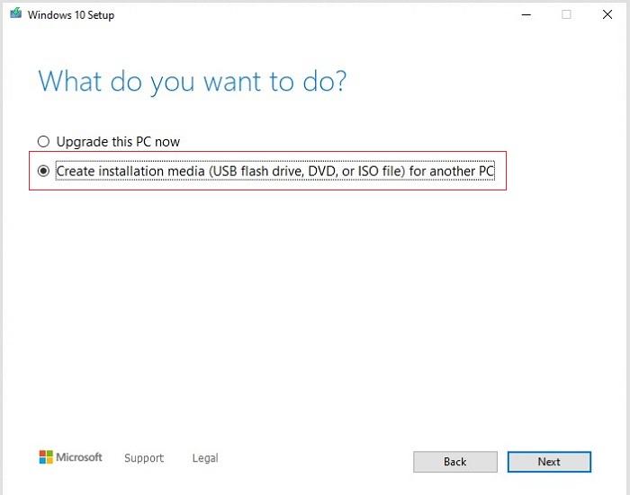 Windows Media Creation Tool Installation Guide 2