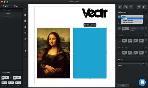 Vectr Best Graphic Designer tool