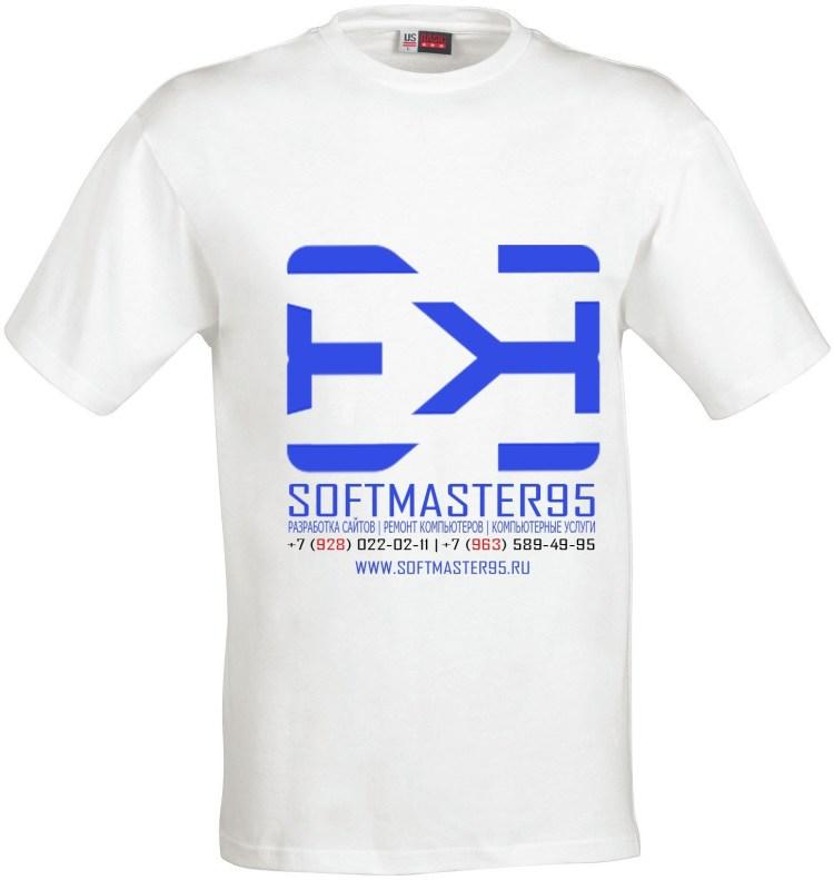 Официальная футболка компании