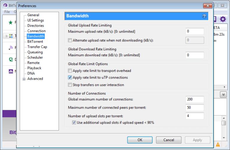 BitTorrent 7.10.3 Build 44397 Crack