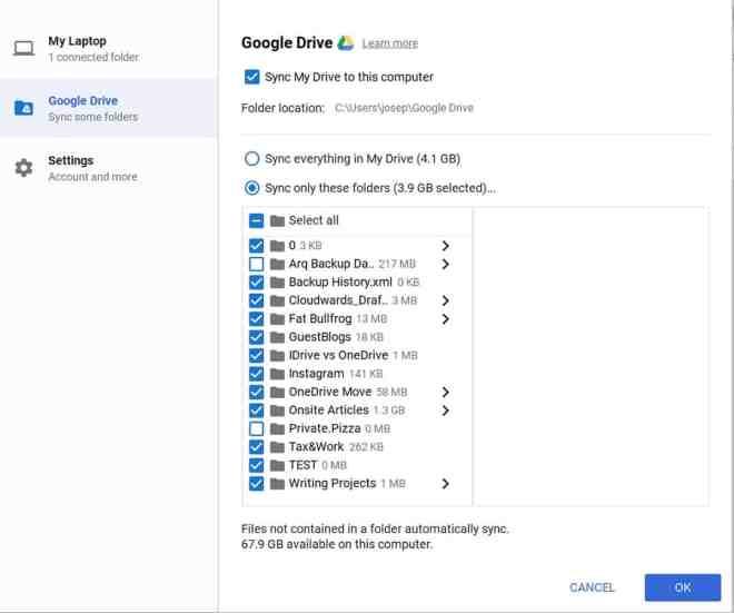 Google Backup and Sync 3.42.9747 Crack