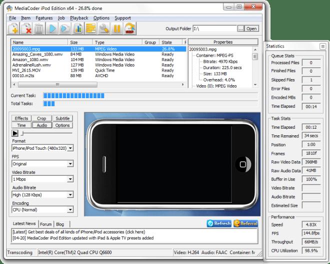 MediaCoder 0.8.53.5930 Crack