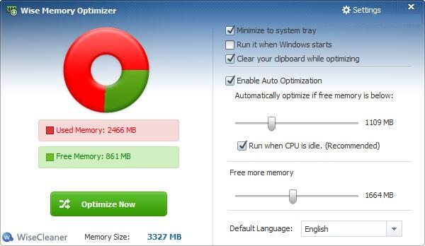 Wise Memory Optimizer 3.61 Crack