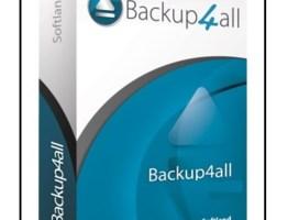 Backup4all Professional 7.3.390 Crack