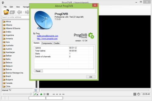 ProgDVB 7.24.1 (64-bit) Crack